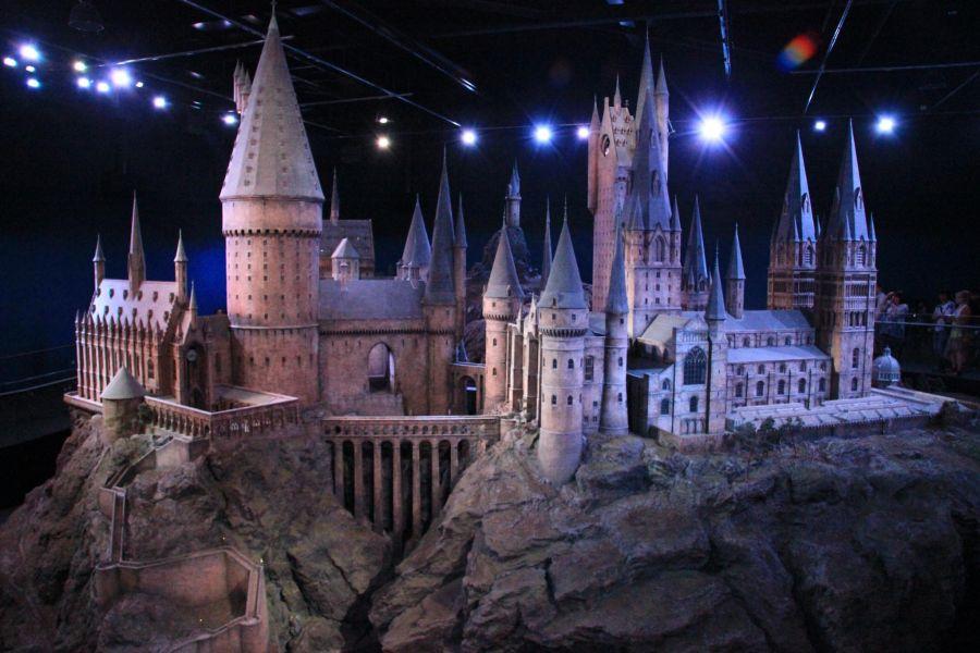 Гарри Поттер туралы фильмдер қайда түсірілген? #2