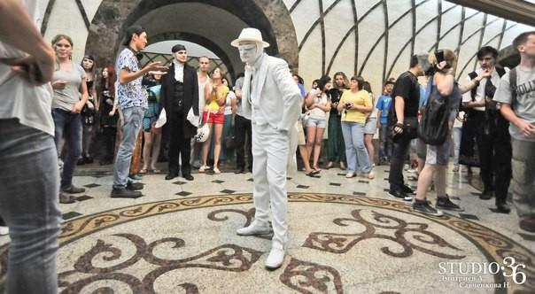 Блогерлер Алматы метросының құпиясын ашты