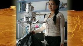 NASA қызығушылық танытқан алматылық студент Қазақстанның алғашқы ғарышкер әйелі атанбақшы