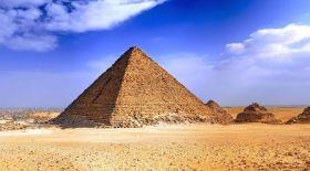 Мысырдағы пирамидалар ғарыш сәулелерінің көмегімен зерттеледі
