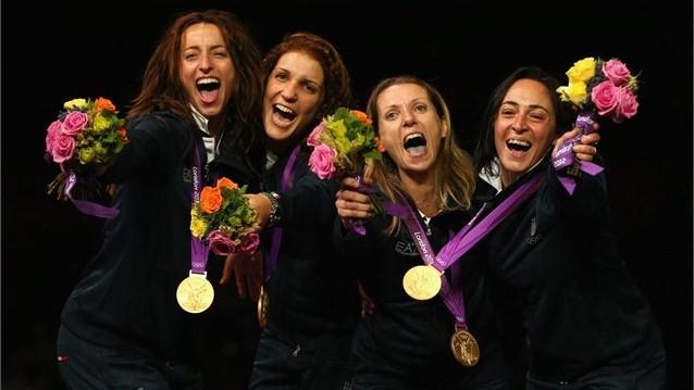 АҚШ медаль саны бойынша алға шықты