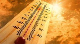 XXII ғасырдың басында ауа температурасы 77°C-қа жетеді