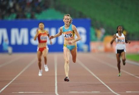 Жеңіл атлетші қызымыз Марина Масленко іріктеу кезеңінен аспады