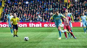 «Астана» УЕФА клубтар рейтингінде 11 саты жоғарылады