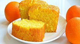 Апельсин кексін дайындап үйренейік