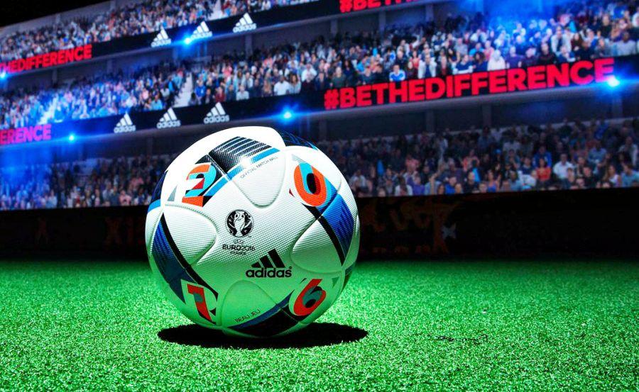 2016 жылғы Еуропа чемпионатының ресми добы таныстырылды