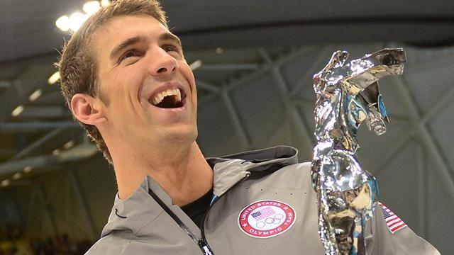 Он сегіз мың ғалам он сегізінші алтынның куәсі болды. Майкл Фелпс Олимпиада чемпионы!