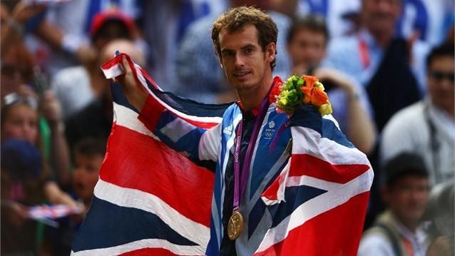 Энди Маррей өз елінде Олимпиада чемпионы атанды!