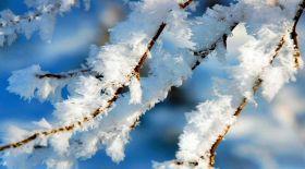 Ауа райы: Елімізде таяу күндері 31 градус аяз болады
