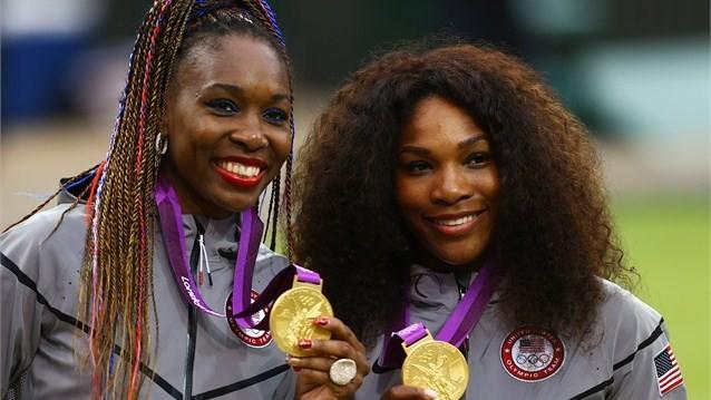 Апалы-сіңлілер үш дүркін Олимпиада чемпионы