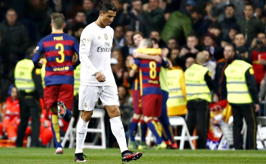 «Барселона» «Реалды» ойсырата  жеңді (видео)