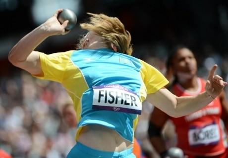 Жеңіл атлетші Александра Олимпиада ойындарымен қош айтысты