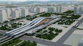 Астанадағы вокзал алты қабатты болмақ
