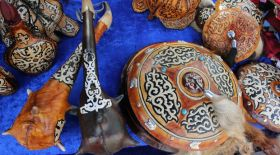 Қазақ халқының қаһары мен әскери айбыны бір музейде көрініс тапты