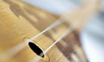 Домбыра - кең таралған ұлттық музыкалық аспап