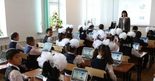 Қазақстан оқушылары енді Е-learning-пен білім алады