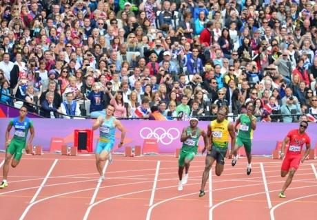 Қазақстандық спортшы  200 метрге жүгіруде Усэйн Болттан жеңіліп қалды