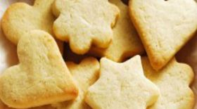 3 минутта әзірленетін печенье