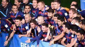 «Барселона» клубтар арасындағы әлем чемпионы атанды (видео)