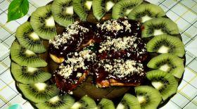 Мәзір: Бананнан жасалған десерт