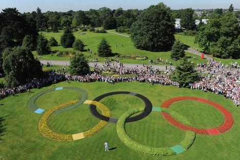 Лондон Олимпиадасы: 1908, 1948, 2012
