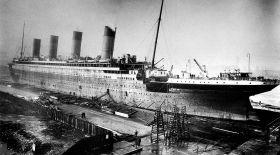 «Титаник» кемесінің сирек кездесетін суреттері