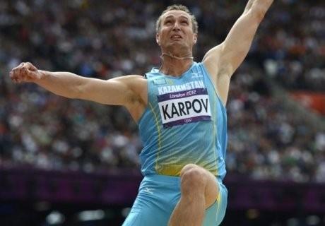 Дмитрий Карпов жалпы есепте тағы да  бір сатыға көтерілді