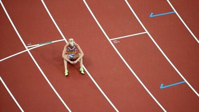 Мацко 800 метрге жүгіруде финалға өте алмады