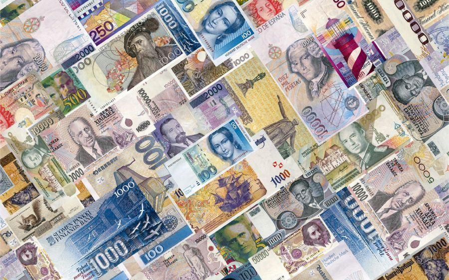 Әлем елдерінің валютасы