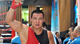 Руслан Мырсатаев кәсіпқой бокстағы қадамын Алматыдан бастайды