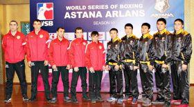WSB:«Astana Arlans» vs «Baku Fires»