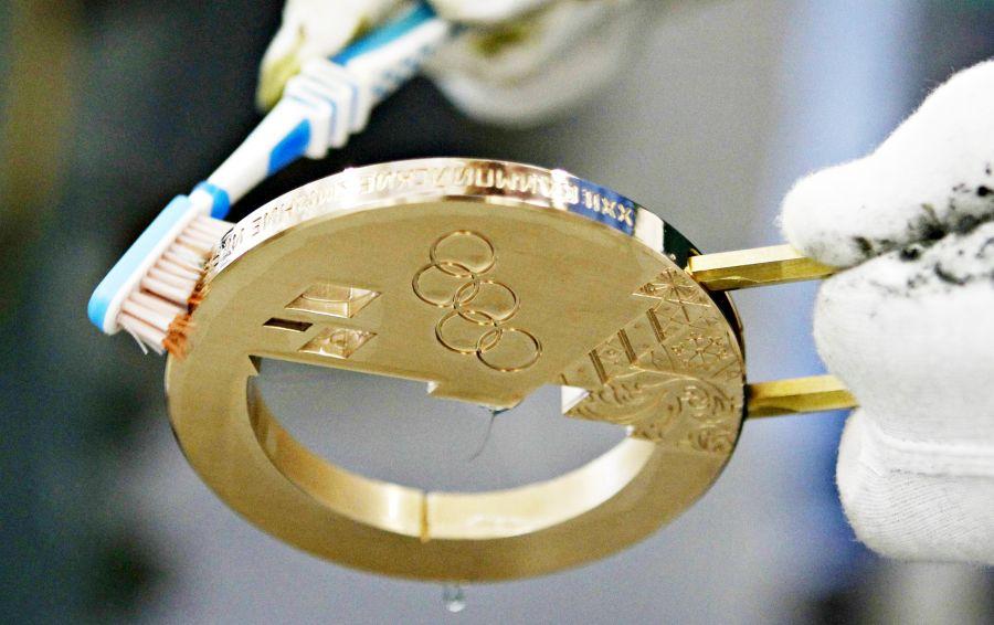 Жапондар Олимпиада медальдарын компьютер қалдықтарынан жасамақ