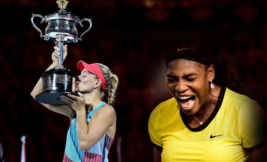 Серена Уильямс «Australian Open» турнирінің финалында жеңіліс тапты