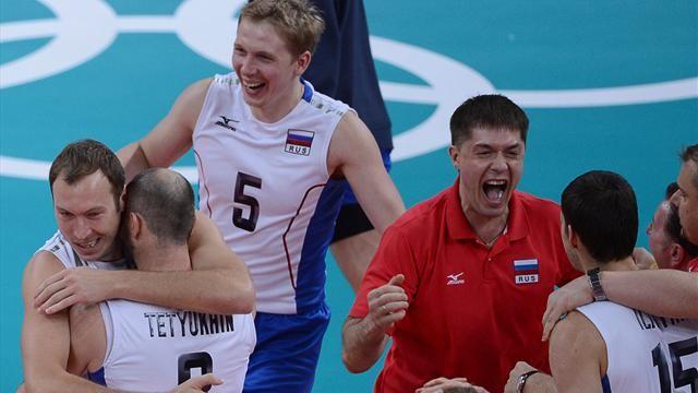 Ресей волейболшылары 12 жылды артқа тастап, финалға шықты