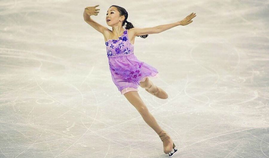 Элизабет Тұрсынбаева жасөспірімдер арасындағы Олимпиадаға қатысады
