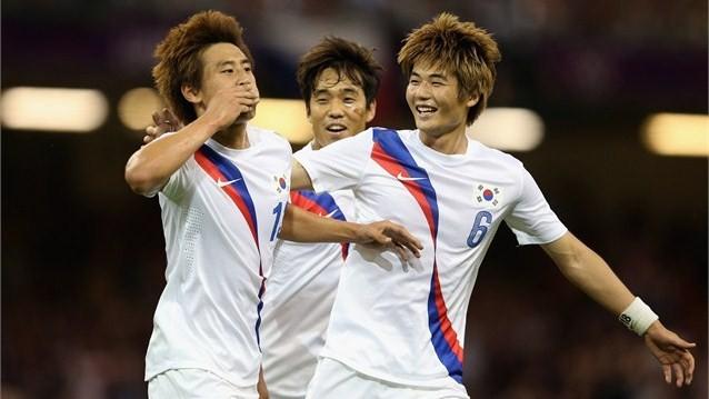 Оңтүстік Корея құрамасы - Лондон Олимпиадасының қола жүлдегері