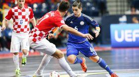 Қазақстан құрамасы Еуропа чемпионатында Хорватияны жеңді