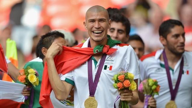 Мексика құрамасы - Лондон Олимпиадасының чемпионы!