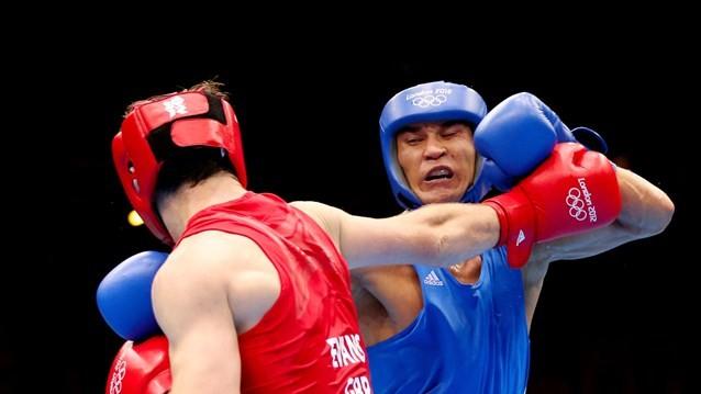 Сүйінші! Серік Сәпиев - Лондон Олимпиадасының чемпионы!
