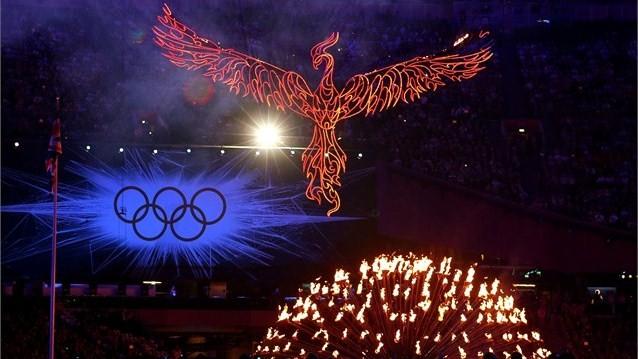 Лондон Олимпиадасының жабылу салтанаты