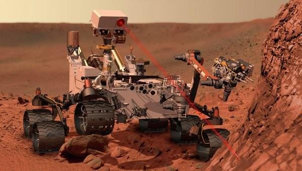 Марс бетінің панорамасы жасалды