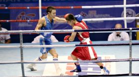 Қазақ-өзбек боксының кезекті текетіресі