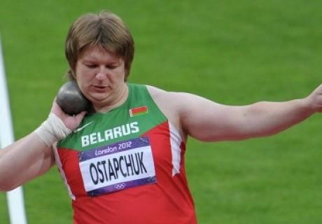 Белорус спортшысын допингке байланысты алтын жүлдесінен айырды