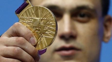 Алматыда 300 кг-дық Олимпиадалық медаль орнатылады
