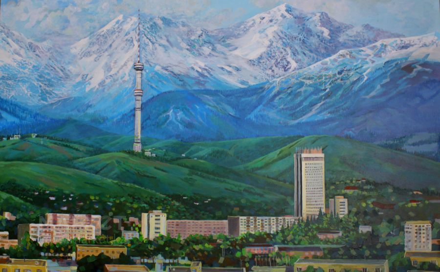 Алматының мерейтойына халықаралық жыр мүшәйрасы өтеді