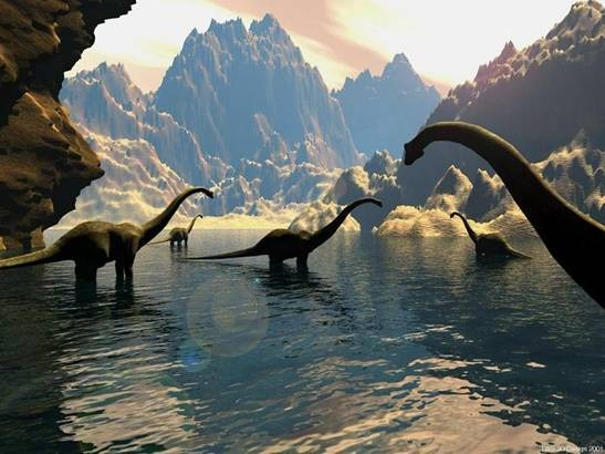 Австралиялық олигарх динозаврларды тірілтіп алмақшы