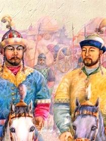 Қазақ хандығының құрылуы және нығаюы (I бөлім)
