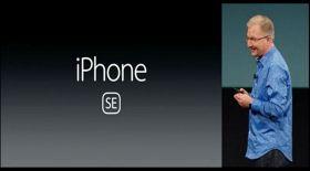 Apple жаңа iPhone SE смартфонын таныстырды