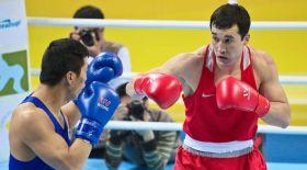 Әділбек Ниязымбетов өзбек боксшысынан жеңіліп қалды