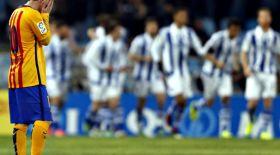 «Барселона» кезекті рет ұпай жоғалтты (видео)